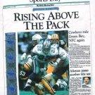 1996 - Dallas Cowboys - Super Bowl XXX - World Champions Vintage T-Shirt