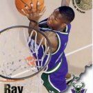 1996/97 - Ray Allen - NBA Basketball - SkyBox - NBA Hoops - Rookie Card #279