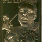 1996 - Hank Aaron - Bleachers - Baseballs Greatest Champions - 23 Karat Gold Card