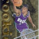 1996/97 - Ray Allen - NBA Basketball - NBA Hoops - Rookie Card #2 of 30