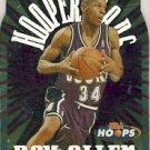 1996/97 - Ray Allen - NBA Basketball - NBA Hoops - Hooperstars - Rookie Card #4 of 10