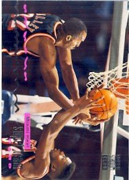 1992/93 - NBA Basketball - Miami Heat - Topps - Stadium Club - Super Team - Card #14 of 27