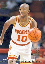 1993-94 - Sam Cassell - Topps - Stadium Club - Rookie Card #314