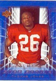 2000 - Thomas Jones - Upper Deck - NFL Football - Star Rookie Card - #243
