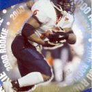 2000 - Thomas Jones - NFL Football - Donruss - Quantum - Leaf - Rookie Card #306