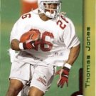 2000 - Thomas Jones - NFL Football - Skybox - Fleer - Rookie Card #203