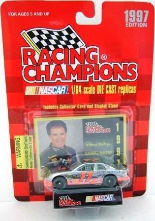 1997 - Darrell Waltrip - Racing Champions - NASCAR - Parts America - Chrome Chase Car