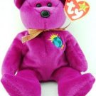 Ty -The Original - Beanie Baby - Millennium - Bear - Plush Toys