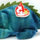 Ty - The Original - Beanie Baby - Iggy - Iguana - New Plush Toys