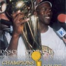 2007/08 - Michael Jordan - Upper Deck - Champions Of The Court - #CC-MJ
