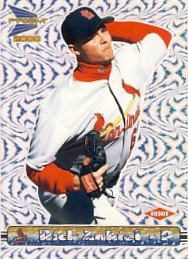 2000 - Rick Ankiel - Pacific - Prism 2000 - Rookie Card #118