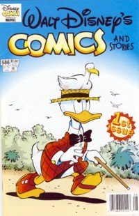 1993 - Walt Disney - Marvel Comics  - 1st Spectacular Issue - Comics and Stories