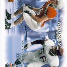 2000 - Brian Urlacher - Fleer/Skybox - Dominion - Rookie Card #242