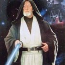 1996 - Obi-Wan Kenobi - Star Wars - 12 Inch Collectors Series - Rebel Alliance  - Toy Action Figure