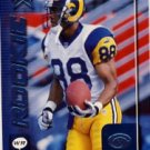 1999 - Torry Holt - Donruss - Rookies & Stars - NFL Football - Rookie Card - #289
