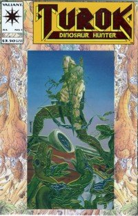 1993 - Valiant - Turok - Dinosaur Hunter - 1st Spectacular Issue - Comic Book
