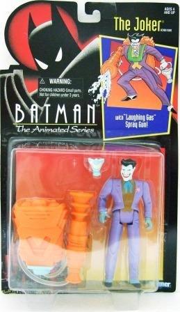 1992 - The Joker - Action Figures - Kenner - DC Comics - Batman - The Animated Series