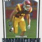 2007 - Steve Smith - Topps - Draft Picks And Prospects - NFL Football - Chrome Draft Pick - #122