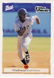 1995 - Vladimir Guerrero - Best - Minor League - Rookie Card  #80