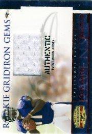 2007 - Troy Smith - Donruss - Gridiron Gear - NFL Football - Card #231
