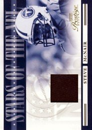 2006 - Steve McNair - Playoff - Prestige - NFL Football - Card # NFL34
