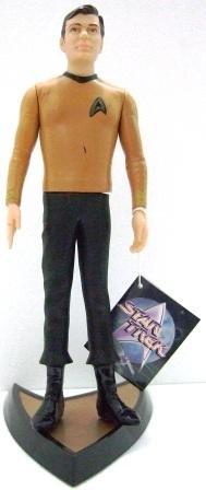 1991 - Hamilton - Star Trek - U.S.S. Enterprise - Captain Kirk - Doll