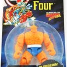 1994 - Toy Biz - Marvel Super Heroes - Fantastic Four - The Thing - Toy Action Figure