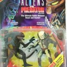 1993 - Kenner - Aliens vs. Predator - Warrior Alien  vs. Renegade Predator - Toy Action Figures
