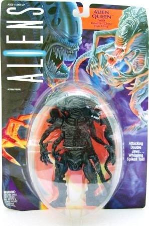 1992 - Kenner - Aliens - Series 1 - Alien Queen - Toy Action Figures