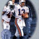 1996 - Dan Marino - Upper Deck - Record Season - Career NFL TD Passes - Card # RS3