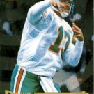1995 - Dan Marino - Pinnacle - Trophy Collection - Card # 197