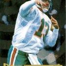 1995 - Dan Marino - Pinnacle - Trophy Collection - Card # 197