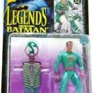 1994 - The Riddler - DC Comics - Kenner - Legends of Batman - Toy Action Figure