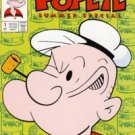 1993 - Harvey Classics - Popeye - Summer Special - #1 Issue Comic Book