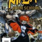 1992 - Eternity - Ninja High School - #5 In Color - Comic Book