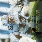 1995 - Dan Marino - Pinnacle - Trophy Collection - Card # 22