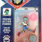 1995 - Irwin - Reboot - Enzo - Toy Action Figures