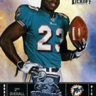 2005 - Ronnie Brown - Upper Deck - Kickoff - Rookie Card # 98