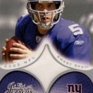 2003 - Kerry Collins - Upper Deck - Sweet Spot - NFL Sweet Spot Jerseys - Card # JC-KC