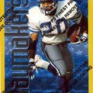 1996 - Barry Sanders - Topps - Finest - Playmakers - #G140/Gold