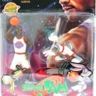 1997 - Playmates - Warner Bros. - Space Jam - Toy Action Figures - Set of 9