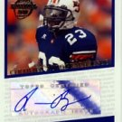 2005 - Ronnie Brown - Topps - Football 50 Years - Autographed Rookie Card # T-RB