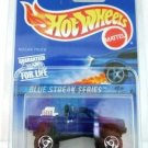 1997 - Nissan Truck - Hot Wheels - Blue Streak Series - Collector #574