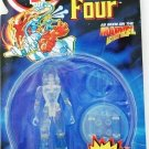 1995 - Toy Biz - Marvel Action Hour - Fantastic Four - Invisible Woman - Toy Action Figure