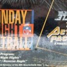 1995 -  Action Packed - Monday Night Football - Sports Cards Box