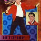 1992 - The Elvis Collection - Don't Cry Baby - Card #29 of 40