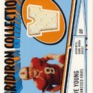 2006 - Steve Young - Topps - Heritage - Gridiron Collection - Jersey - GCR-SY