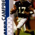 2005 - Jason Campbell - Hit - Sage - Jersey -  # JC