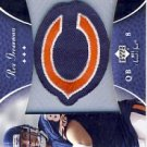 2003 - Rex Grossman - Upper Deck - NFL Sweet Spot - Souvenir Patch - #P-RG