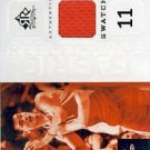 2005/06 - Yao Ming - Upper Deck - Reflections - Fabric Reflections - Jersey Card  #FR-YM